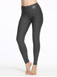 Dry-Easy Skinny Yoga Running Leggings