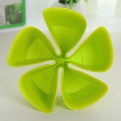 Multifunction Food Jewelry Desk Home Decor Storage Box - GREEN
