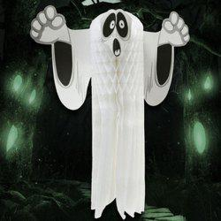 Halloween Party Prop Ghost Hanging Decoration -