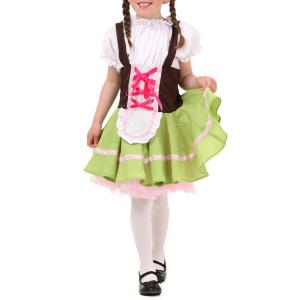 Beer Festival Uniforms High Grade Costume Maid Outfit -