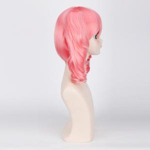 Medium Side Bang with Bunches Roromiya Karuta Inu X Boku SS Cosplay Synthetic Wig -