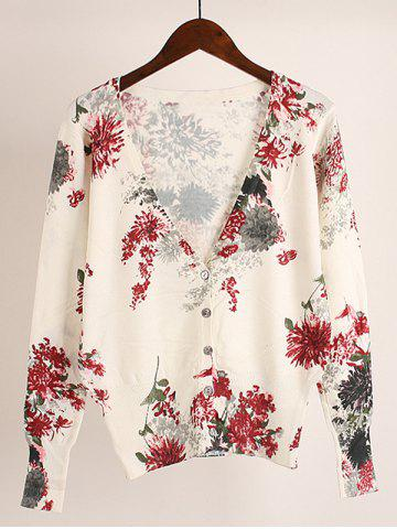 Shop Tiny Floral Vintage Cardigan