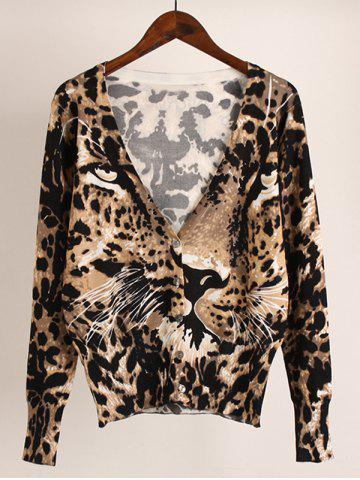 Fashion Tiger Vintage Cardigan