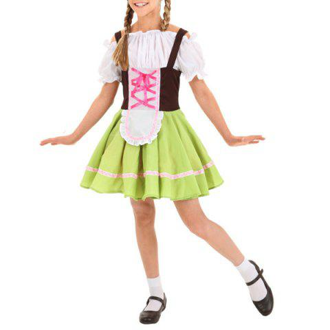 Shops Beer Festival Uniforms High Grade Costume Maid Outfit