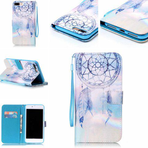 Latest PU Wallet Card Design Aeolian Bell Phone Case For iPhone 7 Plus