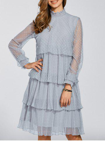 http://www.rosegal.com/long-sleeve-dresses/long-sleeve-polka-dot-layered-764487.html