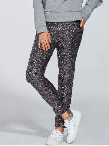 Store Shiny Sequins Pants