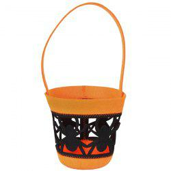 Cut Out Spider Halloween Tote Bag -