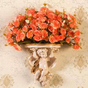 European Style Home Decoration Wall Hanging Flower Pot Craft -