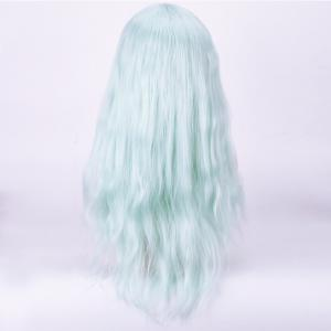 Long Fluffy Full Bang Slightly Wavy Lolita Cosplay Harajuku Synthetic Wig -