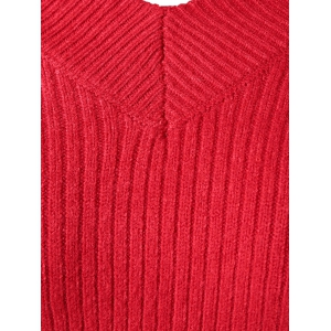 Chunky Ribbed Sweater -
