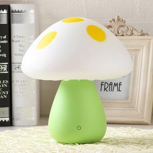 Induction Touch Colorful Changing LED Eyecare Mushroom Study Lamp Night Light -