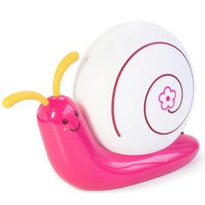 Creative Induction Touch LED USB Charging Snail Night Light -