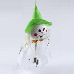 Halloween Supply Party Decoration Ghost Witch Hanging Prop -