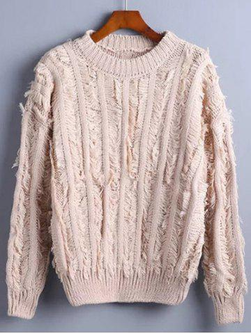 Buy Fuzzy Pullover Sweater
