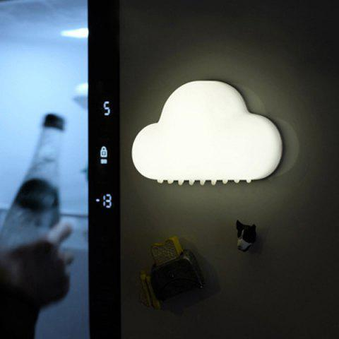 Discount LED USB Charging Cloud Voice Control Night Light