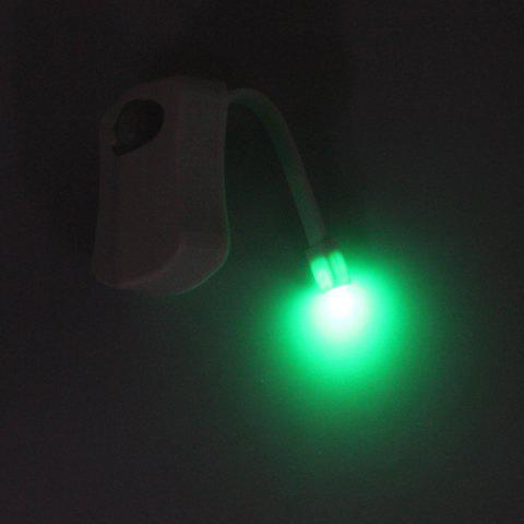 Trendy LED Body Induction Bathroom Toilet Eight Colors Change Small Night Light - COLORMIX  Mobile