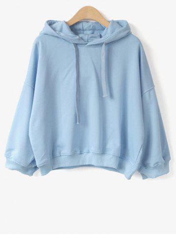 Cheap Drawstring Pullover Hoodie