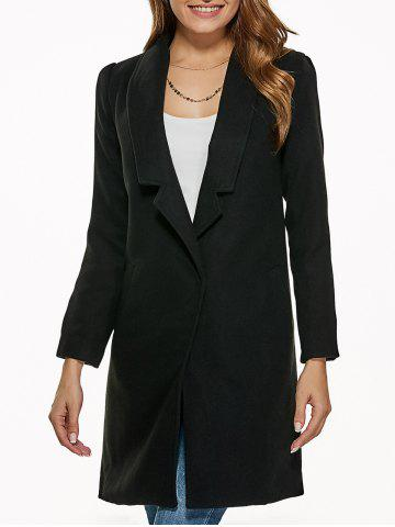 Hot Fitting Woolen Overcoat
