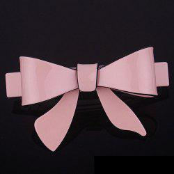 Bows Hair Accessory - NUDE PINK