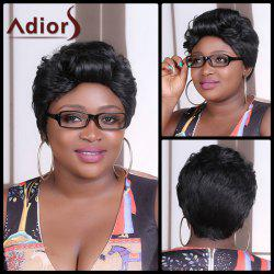 Adiors Short Shaggy Straight Synthetic Wig