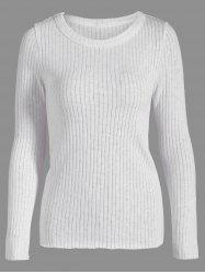 Round Neck Full Sleeve Knitwear -