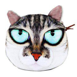 3D Animal Face Coin Bag