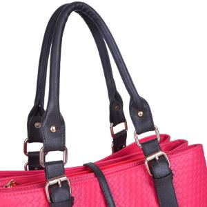 Braided Buckle Strap ToteBag -