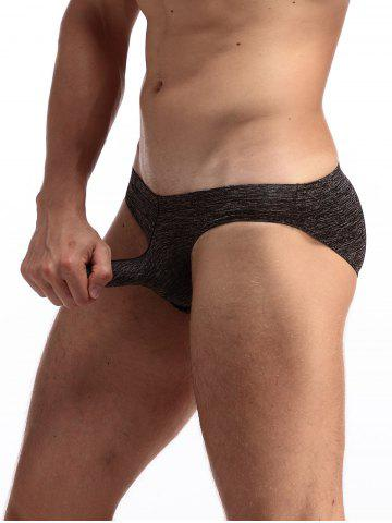 Online Basic Elephant Trunk Design Briefs - GRAY L Mobile