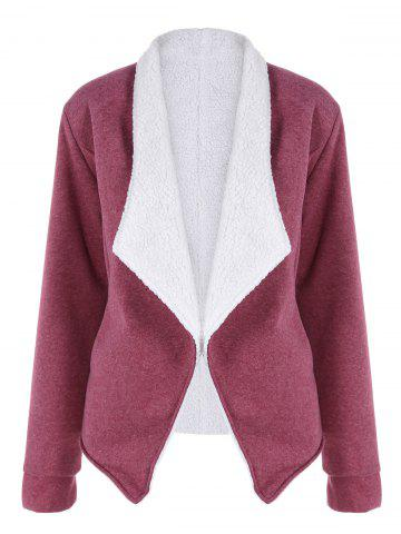 Hot Double Faced Fleece Jacket