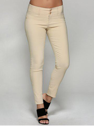 Hot Fitted Pencil Pants