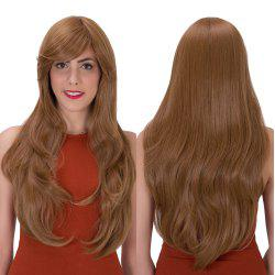 Long Side Bang Layered Tail Adduction Stunning Synthetic Wig