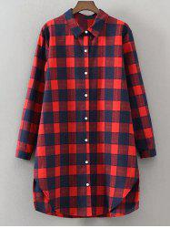 Checked Furcal Shirt -