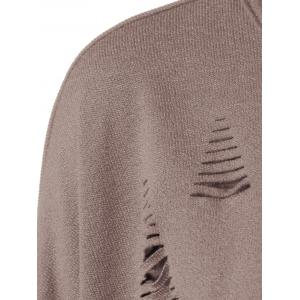 Broken Hole Loose Knitwear -