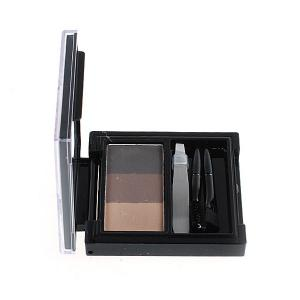 3 Colours Long Wear Eyebrow Kit -