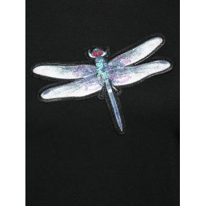 Long Sleeve Dragonfly T-Shirt -