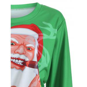 Crew Neck Christmas Sweatshirt -