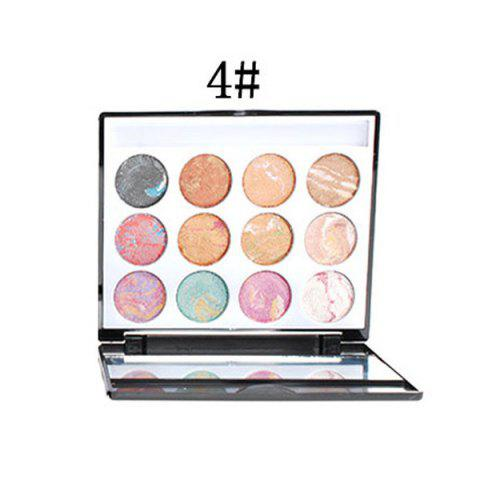 Latest 12 Colours Eyeshadow Palette Kit