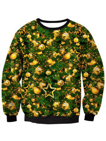 Online Christmas Tree Jingle Bells Sweatshirt