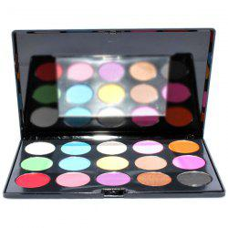 15 Colours Shimmer Eyeshadow Palette Kit