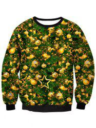 Christmas Tree Jingle Bells Sweatshirt -