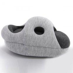 Mini Magical Outdoor Travel Office Ostrich Sleeping Pillow