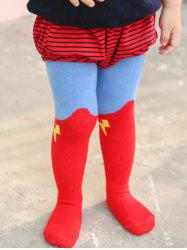 Girls Knitted Tights -