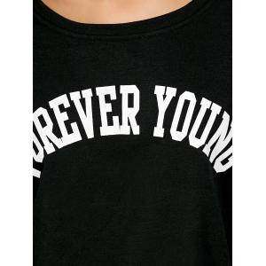 FOREVER YOUNG Long Sleeve T-Shirt -