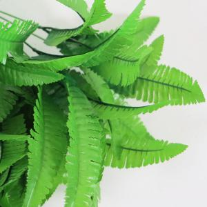 2PCS High Simulation Greenery Leaves Artificial Plant -