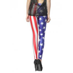 Flage Bodycon Leggings -