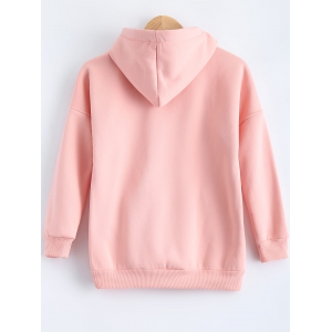Autumn Unique For Retro Drawstring Hoodie -
