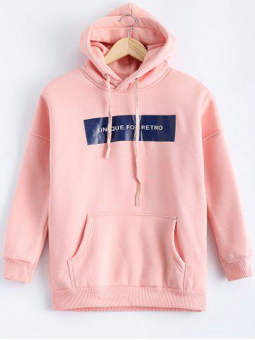 Online Autumn Unique For Retro Drawstring Hoodie