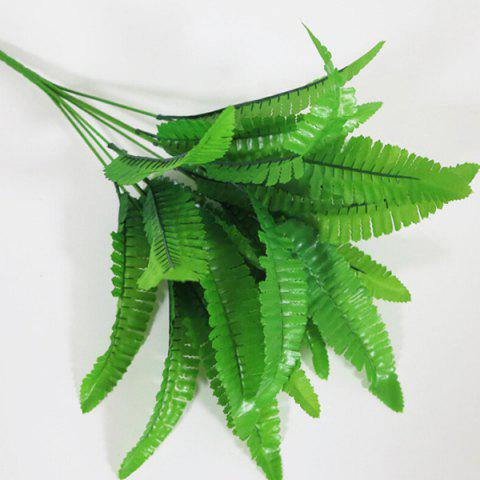 Store 2PCS High Simulation Greenery Leaves Artificial Plant
