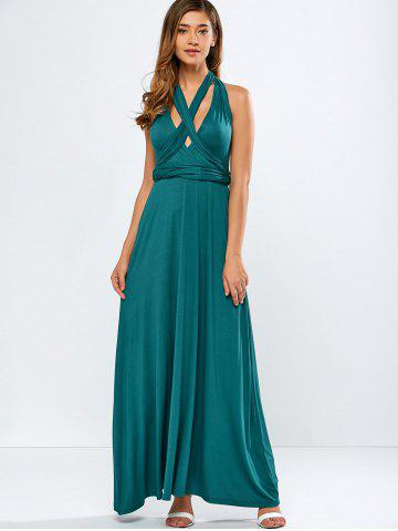 Affordable Backless Convertible Prom Dress